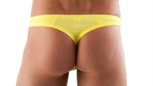 Permalink to:Enhancing Geronimo Underwear 1358s9 Thongs for Men