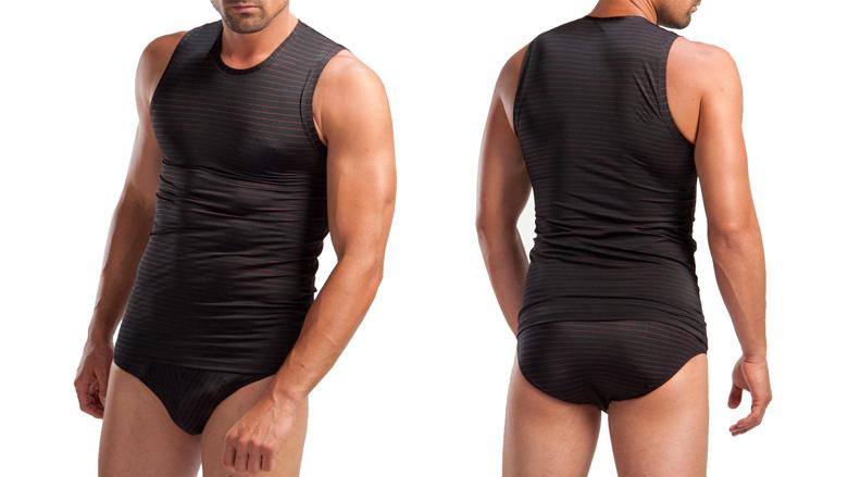 Geronimo underwear 7808T2 Black top