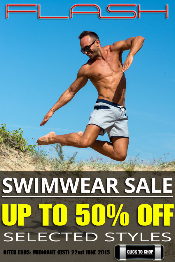 mens swimwear and beachwear sale