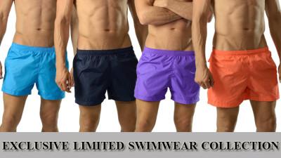 Geronimo swimwear 1605p1 swim shorts