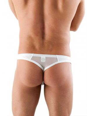 Geronimo Thongs, Item number: 1360s9 White, Color: White, photo 1