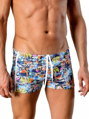 Geronimo Boxers, Item number: 1415b1 Blue, Color: Multi, photo 1