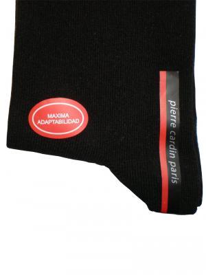 Pierre Cardin Plain Socks, Item number: PC4, Color: Black, photo 2