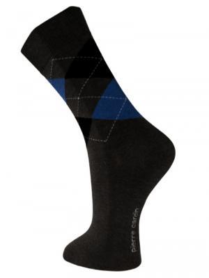 Pierre Cardin Argyle Socks, Item number: PC9-43-46 Dark Grey, Color: Multi, photo 1