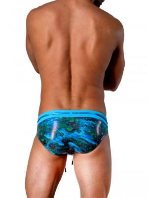 Geronimo Briefs, Item number: 1416s2 Blue, Color: Multi, photo 6