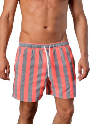 Geronimo Swim Shorts, Item number: 1402p1 Red, Color: Red, photo 1