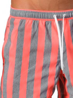 Geronimo Swim Shorts, Item number: 1402p1 Red, Color: Red, photo 4