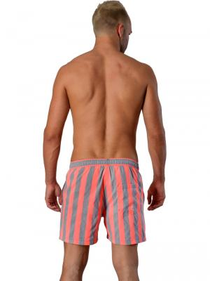 Geronimo Swim Shorts, Item number: 1402p1 Red, Color: Red, photo 6