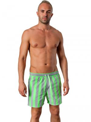 Geronimo Swim Shorts, Item number: 1402p1 Green, Color: Green, photo 2