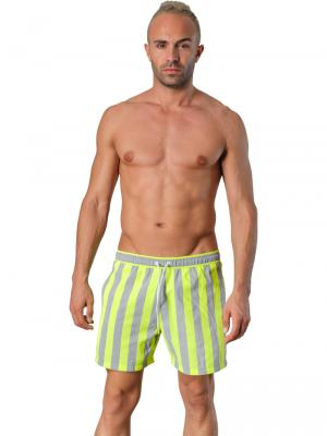 Geronimo Swim Shorts, Item number: 1402p1 Yellow, Color: Yellow, photo 2