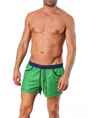 Geronimo Swim Shorts, Item number: 1410p1 Green, Color: Green, photo 2
