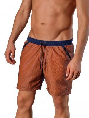 Geronimo Swim Shorts, Item number: 1410p4 Brown, Color: Brown, photo 1
