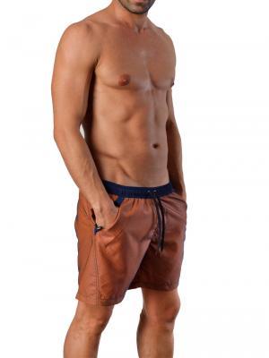 Geronimo Swim Shorts, Item number: 1410p4 Brown, Color: Brown, photo 3