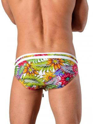 Geronimo Briefs, Item number: 1420s2 White, Color: Multi, photo 5