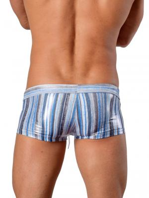 Geronimo Square Shorts, Item number: 1427b2 Blue, Color: Multi, photo 4