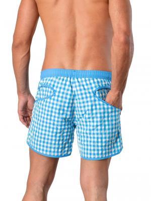 Geronimo Swim Shorts, Item number: Silvester Blue, Color: Blue, photo 6
