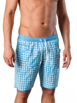 Geronimo Board Shorts, Item number: 1413p4 Light Blue, Color: Blue, photo 1