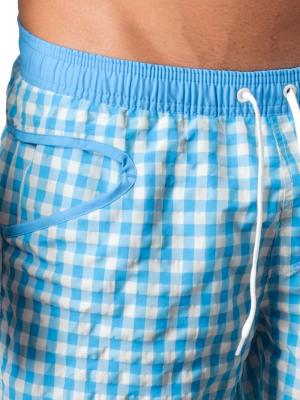 Geronimo Board Shorts, Item number: 1413p4 Light Blue, Color: Blue, photo 5