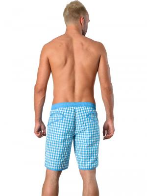 Geronimo Board Shorts, Item number: 1413p4 Light Blue, Color: Blue, photo 7