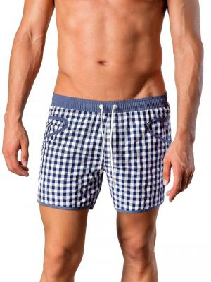Geronimo Swim Shorts, Item number: Silvester Navy Blue, Color: Blue, photo 1