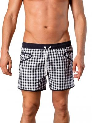 Geronimo Swim Shorts, Item number: Silvester Black, Color: Black, photo 1