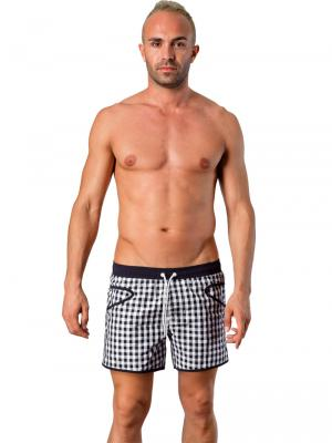 Geronimo Swim Shorts, Item number: Silvester Black, Color: Black, photo 2