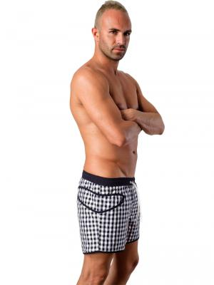 Geronimo Swim Shorts, Item number: Silvester Black, Color: Black, photo 3