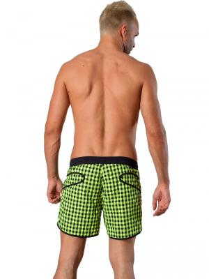 Geronimo Swim Shorts, Item number: Silvester Green, Color: Green, photo 6