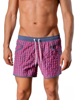 Geronimo Swim Shorts, Item number: Silvester Pink, Color: Pink, photo 1