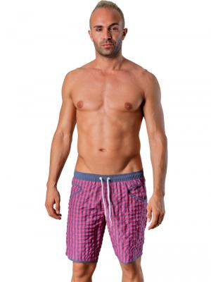 Geronimo Board Shorts, Item number: 1413p4 Pink, Color: Pink, photo 2