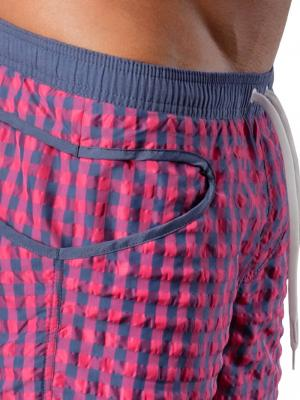 Geronimo Board Shorts, Item number: 1413p4 Pink, Color: Pink, photo 4
