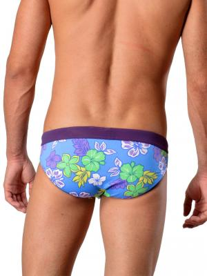 Geronimo Briefs, Item number: 1428s2 Blue, Color: Blue, photo 4