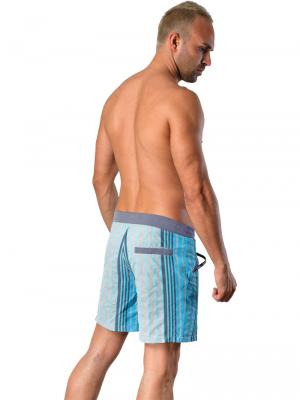 Geronimo Swim Shorts, Item number: Vanyo Petrolium, Color: Blue, photo 6