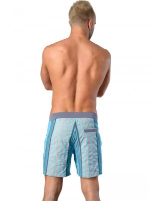 Geronimo Swim Shorts, Item number: Vanyo Petrolium, Color: Blue, photo 8