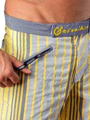 Geronimo Swim Shorts, Item number: Vanyo Yellow, Color: Yellow, photo 4