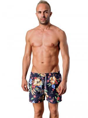 Geronimo Swim Shorts, Item number: 1405p1 Black, Color: Black, photo 2