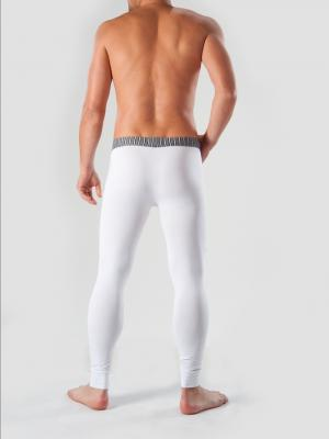 Geronimo Long Johns, Item number: 1265j6 White with Grey, Color: White, photo 5