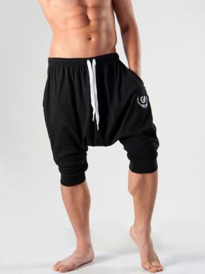 Geronimo Lounge Pants, Item number: 1277lp2 Black, Color: Black, photo 1
