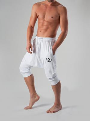 Geronimo Lounge Pants, Item number: 1277lp2 White, Color: White, photo 4