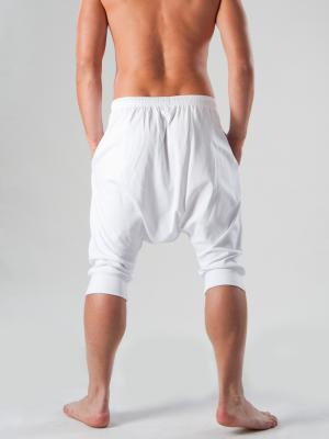 Geronimo Lounge Pants, Item number: 1277lp2 White, Color: White, photo 5