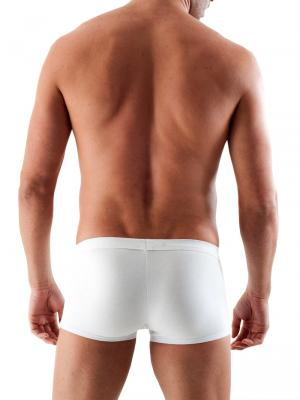 Geronimo Boxers, Item number: 1352b1 Boxer Brief White, Color: White, photo 4