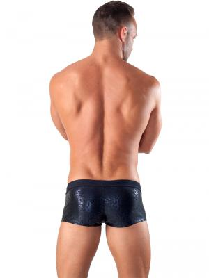 Geronimo Square Shorts, Item number: 1514b2 Black Swim Hipster, Color: Black, photo 5