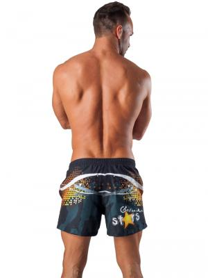 Geronimo Swim Shorts, Item number: 1533p1 Swimming Shorts, Color: Multi, photo 6