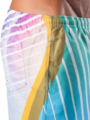 Geronimo Board Shorts, Item number: 1553p4 Light Boardshort, Color: Multi, photo 5