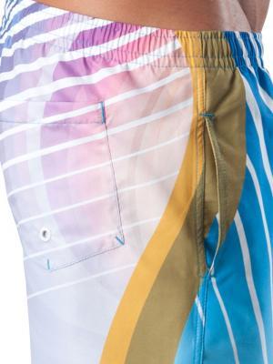 Geronimo Board Shorts, Item number: 1553p4 Dark Boardshort, Color: Multi, photo 5
