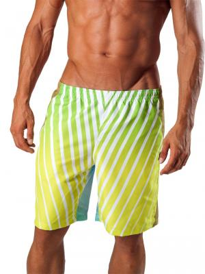 Geronimo Board Shorts, Item number: 1553p4 Green Boardshort, Color: Multi, photo 1