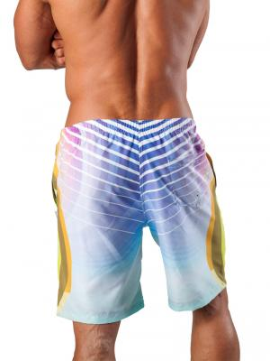 Geronimo Board Shorts, Item number: 1553p4 Green Boardshort, Color: Multi, photo 6