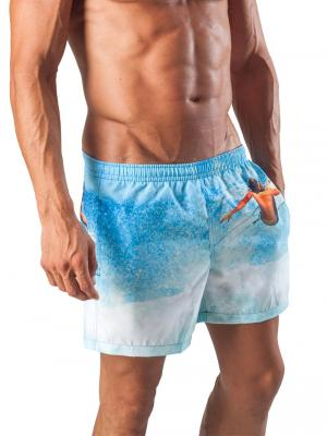 Geronimo Swim Shorts, Item number: 1531p1 Swimming Shorts, Color: Multi, photo 1
