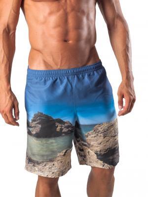 Geronimo Board Shorts, Item number: 1565p4 Boardshort, Color: Multi, photo 1