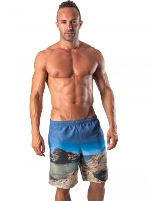 Geronimo Board Shorts, Item number: 1565p4 Boardshort, Color: Multi, photo 2